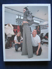 ALEXANDER MCQUEEN WORKING PROCESS - SIGNED by Photographer NICK WAPLINGTON 1stEd