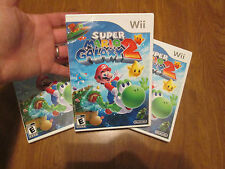 Super Mario Galaxy 2 NINTENDO WII ORIGINAL BRAND NEW FACTORY SEALED