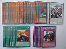 X-Saber Deck * Ready To Play * Yu-gi-oh