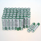 48pcs AAA Ni-MH 1350mAh 1.2V rechargeable battery BTY Green