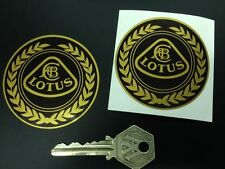 Lotus JPS Garland 63mm circular stickers John Player Special Elise Europa F1