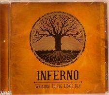 Inferno - Welcome To The Lion's Den (CD 2010)