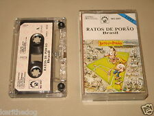 RATOS DE PORAO - Brasil - MC Cassette un/official polish tape 1991