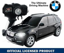 New Licensed 1:18 Black BMW X5 Electric RC Radio Remote Control Car Kid Toy Gift