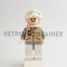 LEGO Minifigures - 1x sw167 - Hoth Rebel Trooper - Star Wars Omino Minifig 7749