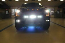 Ford F-150 Custom LED Light FOG Package with Patented Switch Panel