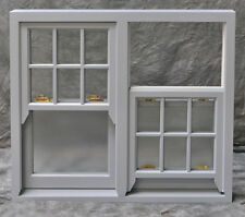 Timber Wooden Georgian Double Sliding Sash Window - Bespoke, Made to Measure!!
