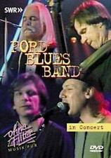 FORD BLUES BAND In Concert Ohne Filter DVD 1998/2005 Baden-Baden Germany