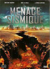 """DVD """"Menace sismique""""- David Michael Latt  NEUF SOUS BLISTER"""