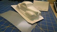 Straightlines SL127X Stock 40s Willy Coupe Styrene Drag Body Mid-America