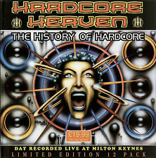 HARDCORE HEAVEN - THE HISTORY OF HARDCORE (12 CD COLLECTION) NOVEMBER 1997