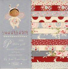 SWEETHEART MINI PATTERNED PAPER PAD, 24 DOUBLE SIDED SHEETS FOR CARD MAKING, NEW
