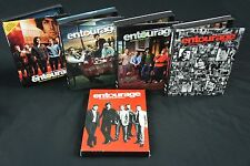 Entourage: The Complete First, Second, Third & Fourth Season 1 2 3 4 (DVD LOT)