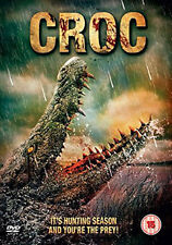 CROC - DVD - REGION 2 UK