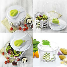 EQUIP SALAD SPINNER Herb Lettuce Leaf Dryer