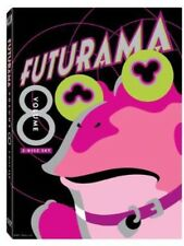 Futurama, Vol. 8 [2 Discs] (2013, DVD NEUF) WS2 DISC SET