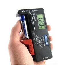 Batterietester Batterie Tester Volt  Pruefgeraet fuer 9V 1.5 V AA AAA GY