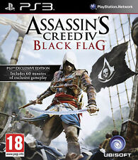 Assassins Creed 4 Black Flag PS3 (in Great Condition)