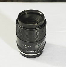 Tamron Adaptall-2 SP 90mm 2.5 Macro 52B with Mount