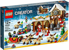 Lego 10245 Santa's Workshop MISB, Free Shipping.