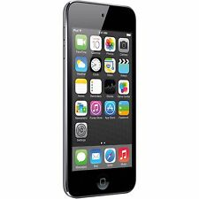 Apple iPod Touch 16GB 5th Generation Single Camera Black Silver 16 GB Grade C