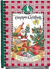 Homespun Christmas: Treasured family recipes, memories, homemade decorations, he