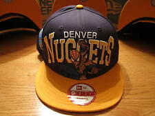 Spider-Man Denver Nuggets NBA New Era Hat Adjustable Snapback Med-LG NWT 0006