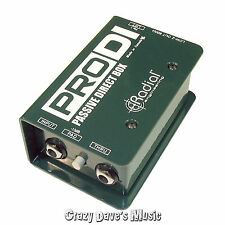 Radial ProDI Passive Direct Box PRO DI