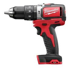 "New Milwaukee M18 1/2"" Brushless Hammer Drill Driver Bare Tool Model # 2702-20"