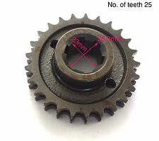 Brand New Royal Enfield Engine Sprocket 25 Teeth #110221 - Best Quality