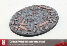 URBAN Wubble 120mm base di resina ovale