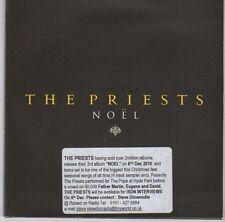 (EL731) The Priests, Noel sampler - 2010 DJ CD