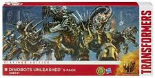 Transformers Platinum Edition Generation Dinobot 5 Pack