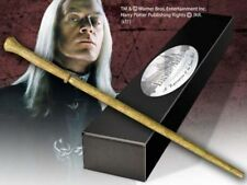 HARRY POTTER Noble Collection Movie Prop Wand ~Lucius Malfoy