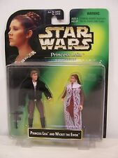 Star Wars Princess Collection Leia Han Solo ERROR Wicket Sticker RARE