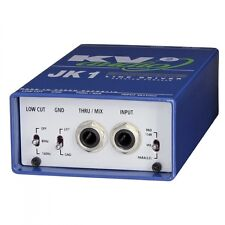 KV2 Audio - JK1 Professional DI Box & Line Driver
