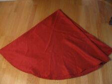 Not Branded, Burgundy Tweed, Rayon/Poly Blend Table Cloth, Size 72 x 68