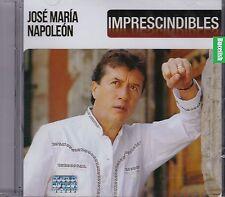 Jose Maria Napoleon Imprescindibles CD 14 Exitos New Nuevo Sealed