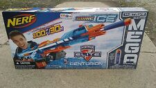 NEW SONIC ICE BLUE NERF N-STRIKE ELITE CENTURION TOY DART GUN BLASTER