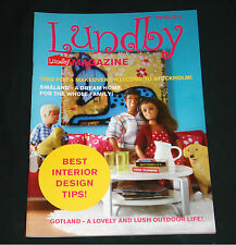 LUNDBY - Puppenhaus Katalog - RAR - doll´s house accessories - magazine