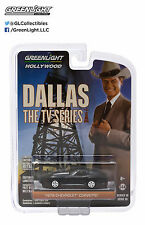 44700-A Greenlight Hollywood 10 Dallas The TV Series 1978 Chevrolet Corvette C3
