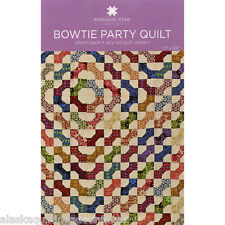 Quilt Pattern ~ BOWTIE PARTY ~ by Missouri Star Quilt Co.