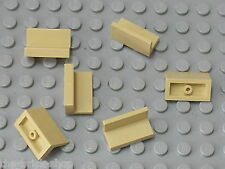 LEGO Tan Panel 1 x 2 x 1 ref 4865 / Set 5526 21005 5378 7326 75025 10210 7683...