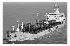 rp16036 - Liberian Oil Tanker - Stolt Span - photo 6x4