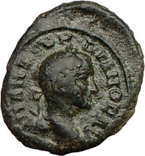 GORDIAN III 238AD Ancient Roman Coin TYCHE LUCK Fortuna  i22628