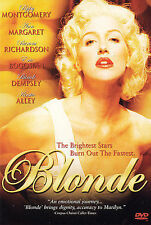 Blonde (DVD, 2006) Rare OOP New! Marilyn Monroe Film! Ann Margret, Kirstie Alley