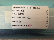 Parker Chomerics Tape, Aluminium Foil 24 inch
