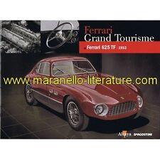 (4370) Ferrari Grand Tourisme 625 TF 1953 / Roberto Bonetto / Altaya