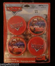 Hallmark Party Express Disney Pixar Cars Party Favors 4 Yo-Yos