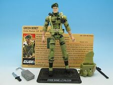 "GI Joe 25th Anniversary Lt. Falcon (v4) from comic pack 3.75"" Action Figure"